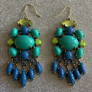 Stella & Dot Stunning Boho Earrings